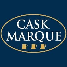 Cask Marque vertical logo